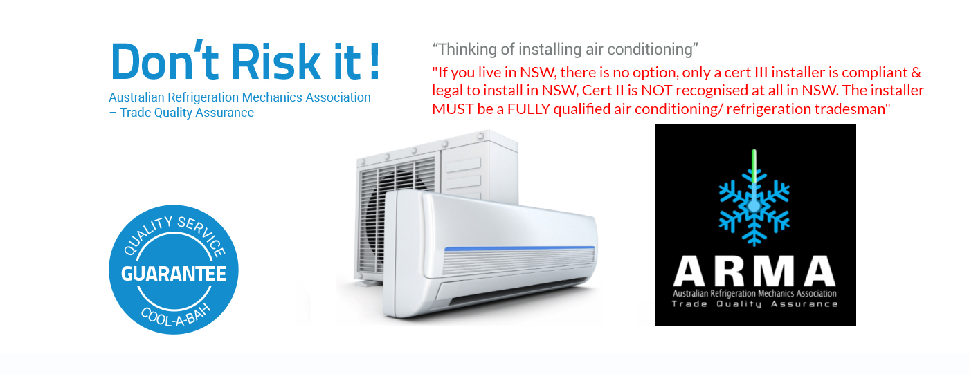 COOL-A-BAH - Air-conditioning & Refrigeration Specialists