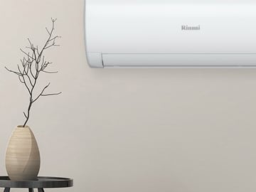 wall-mounted split system air conditioner