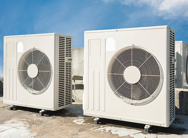 outdoor units commercial air conditioners